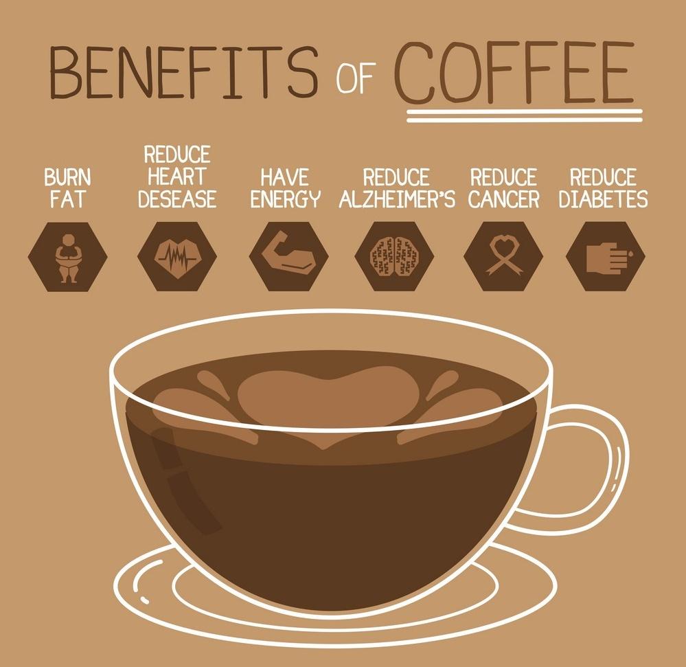 خواص قهوه چیست؟ چرا قهوه نوشیدنی اول دنیا است؟