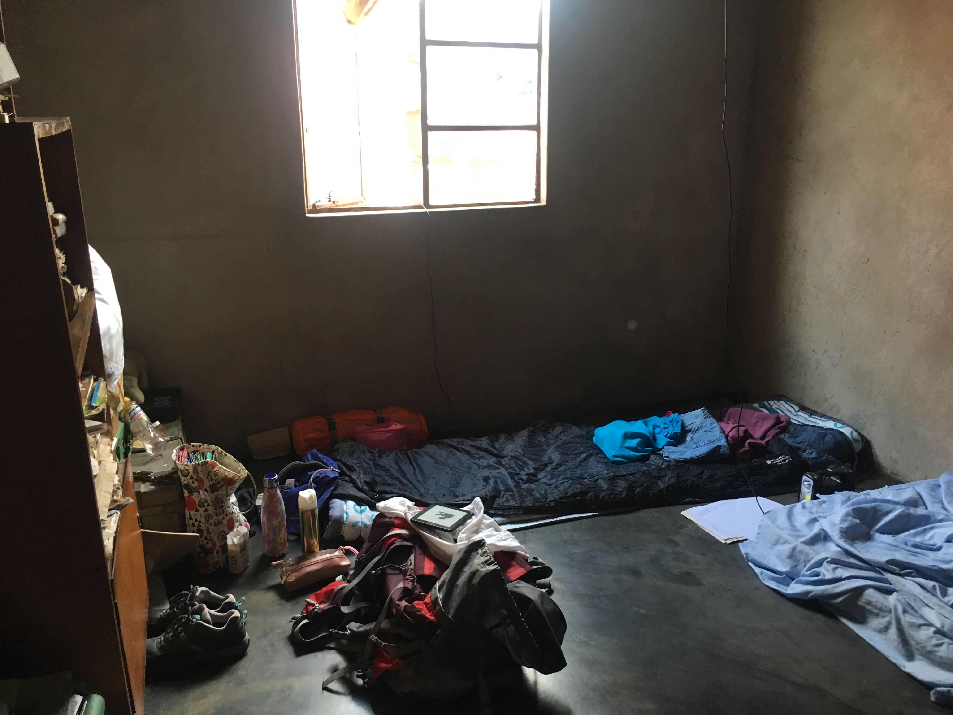 اتاقم تو خونهای تو زیمبابوه