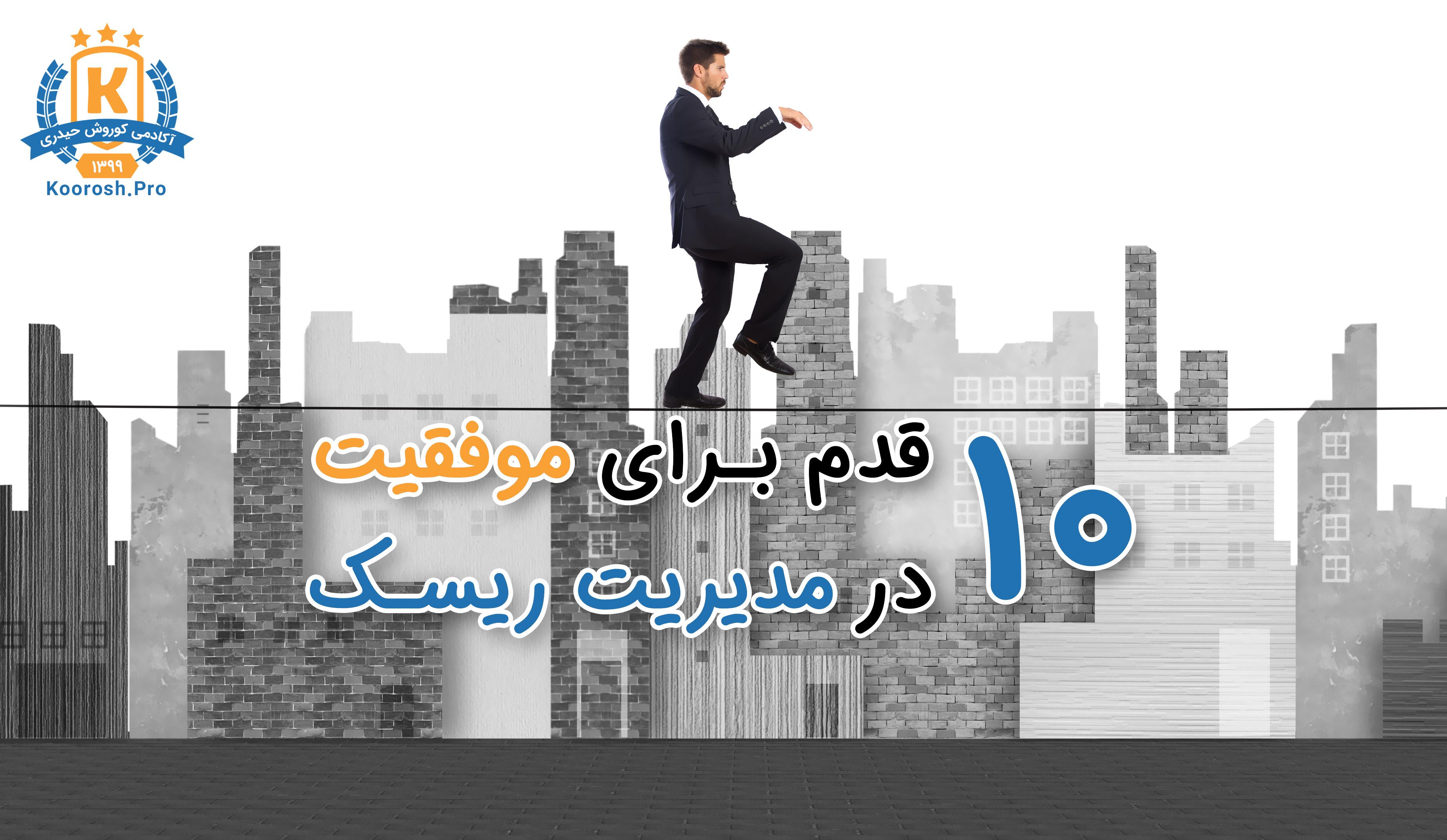 بهینه سازی مدیریت ریسک در کسب و کار اینترنتی