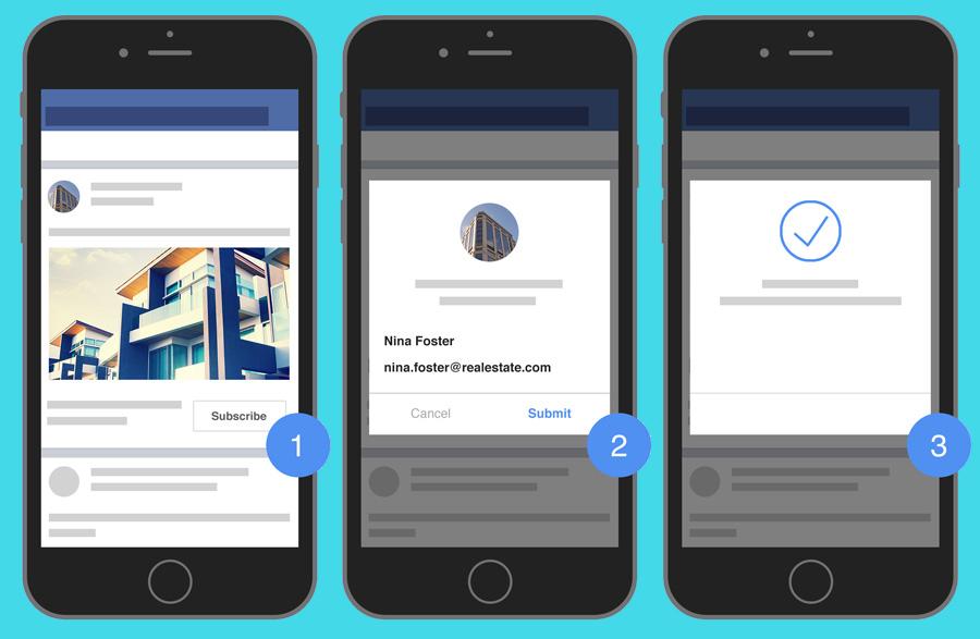 leadvertising یا lead ad در فیسبوک چیست؟ قسمت یک