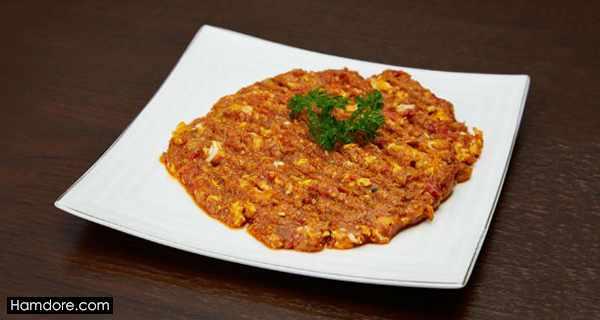 یک غذای سنتی و پرطرفدار از استان گیلان