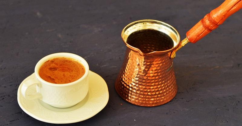 قهوه بزن، کد بخور: قهوهی تُرک