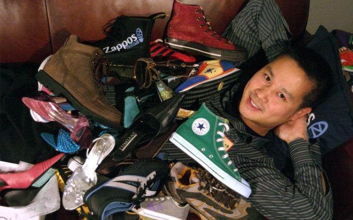 تونی شِی، رئیس زاپوس، فرمول جذب مشتریهای شدیداً وفادار را کشف کرد