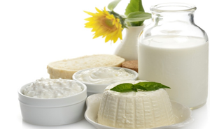 اثرات مصرف لبنیات در رژیم غذایی