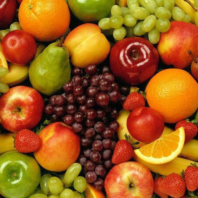 اثرات میوه و سبزی در رژیم غذایی