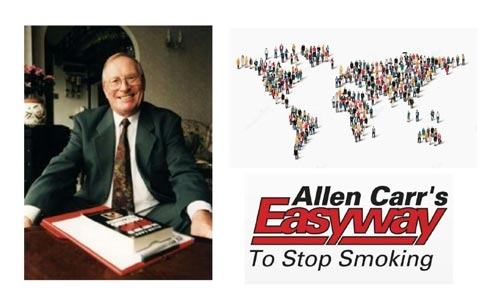 روش ترک سیگار آلن کار