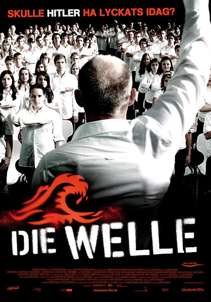 نگاهی به فیلم Die Welle (2008) /فاشیست به راحتی ظهور میکند!