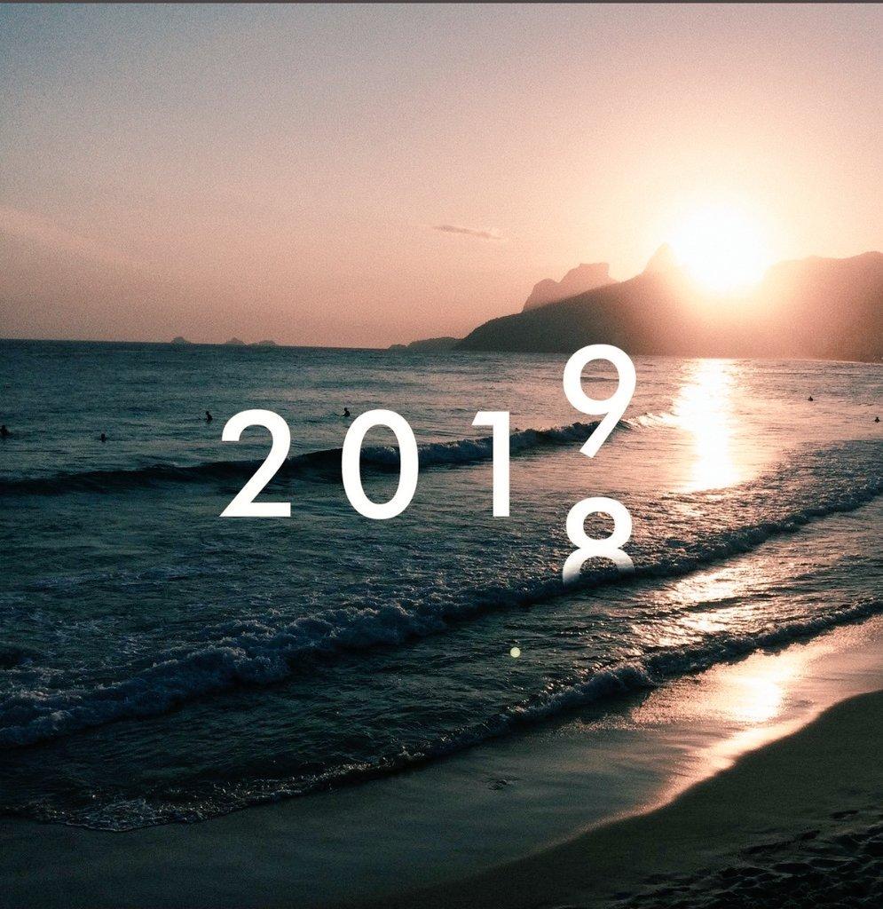 تقویم رو نگاه میکنی نوشته اول ژانویه 2019. اوه کام آن! مگه میشه؟