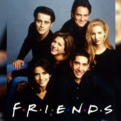 تجویز سریال friends برای شاد شدن :)