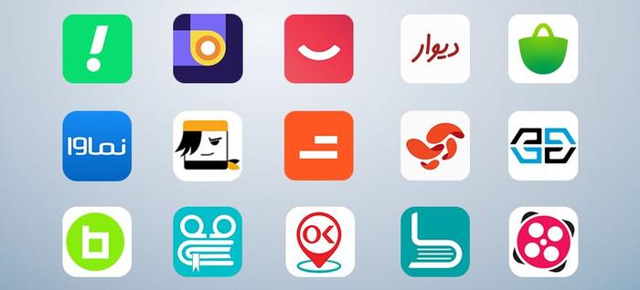 نگاهی به بازار اپلیکیشن ها در ایران (+ تجربه شخصی)