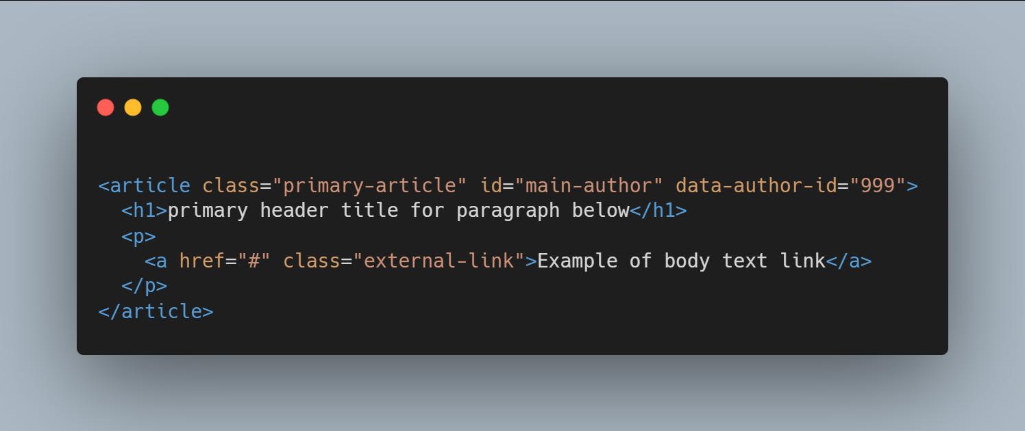 کد html ساده