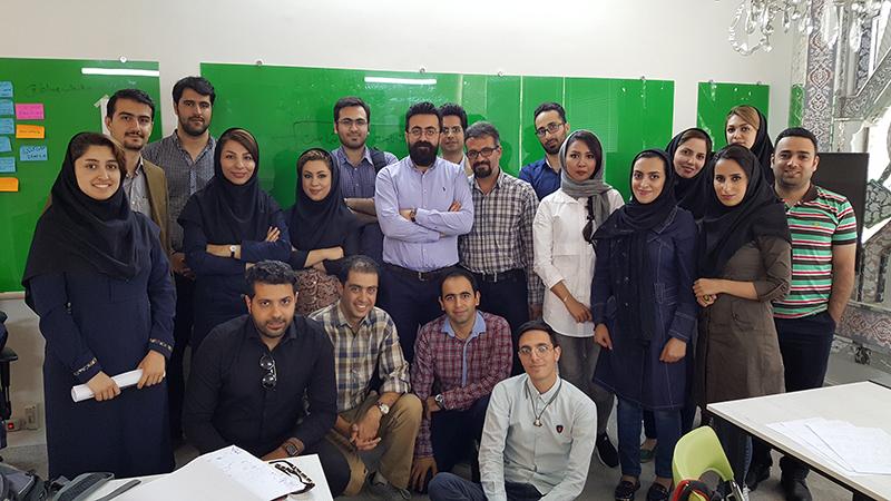 کارگاه اثربخش نویسی در فضای وب