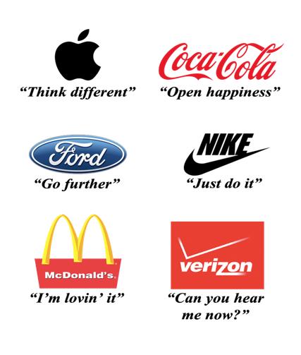 چگونه یک شعار عالی برای کسبوکار خود بنویسیم؟