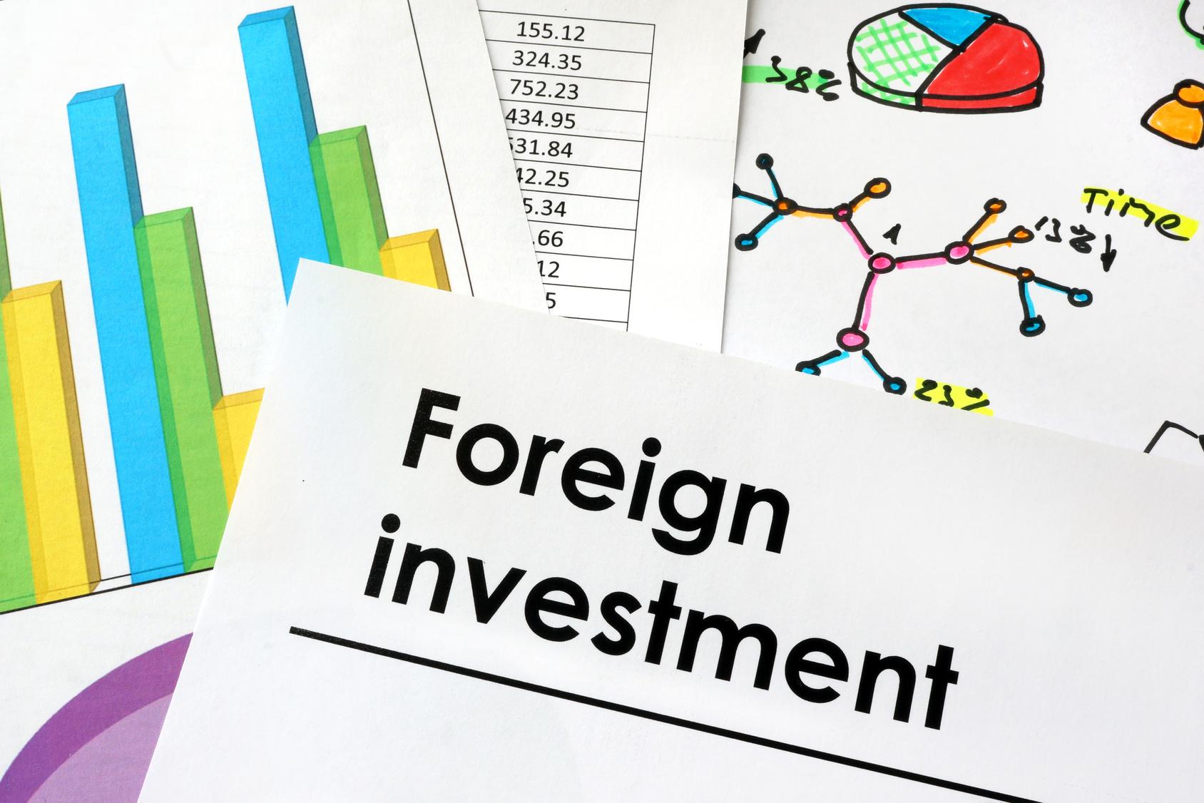 سرمایهگذاری خارجی و انواع مختلف آن