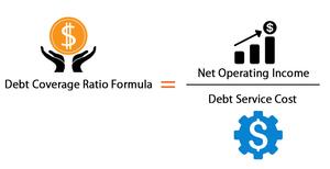 نسبت پوشش بدهی چگونه محاسبه میشود؟
