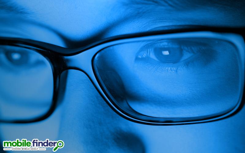 اسکرین دستگاهها نور آبی زیاد تولید می کنه