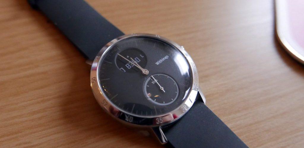 ساعت هیبرید نوکیا استیل Nokia Steel HR