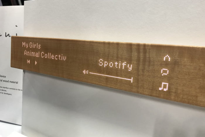 تخته چوب هوشمند