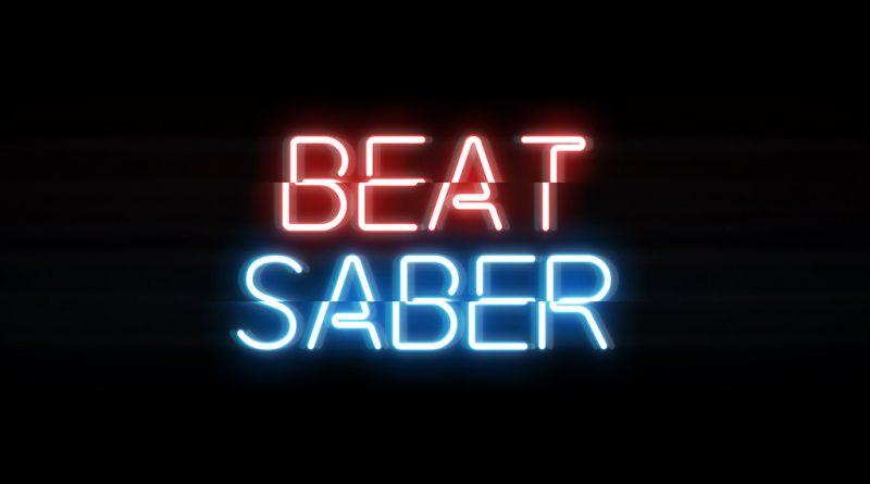 بازی بیت سابر Beat Saber با واقعیت مجازی