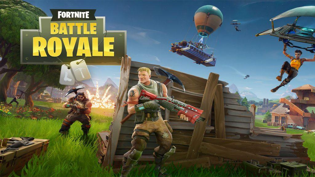بررسی بازی فورتنایت Fortnite Battle Royal