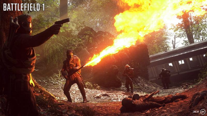 بررسی بازی Battlefield 1