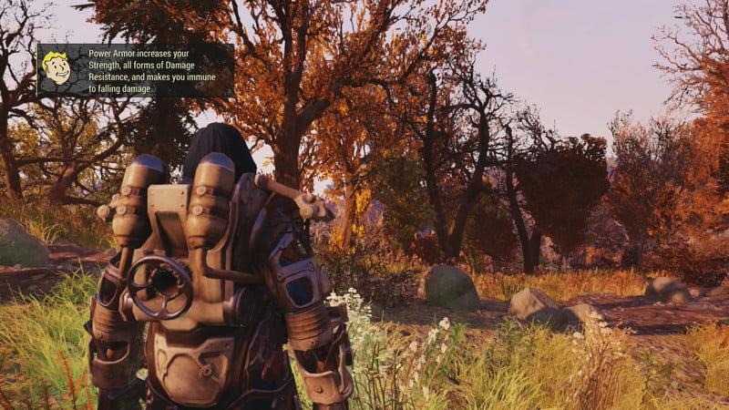 بررسی بازی فالاوت ۷۶ Fallout