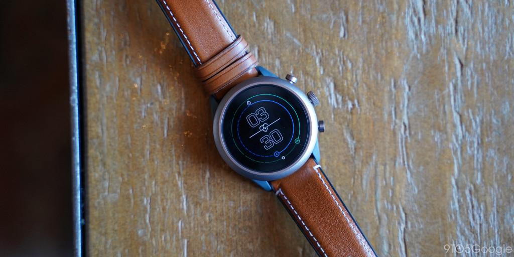 ساعت هوشمند Fossil Sport، ارزان و مناسب برای همه