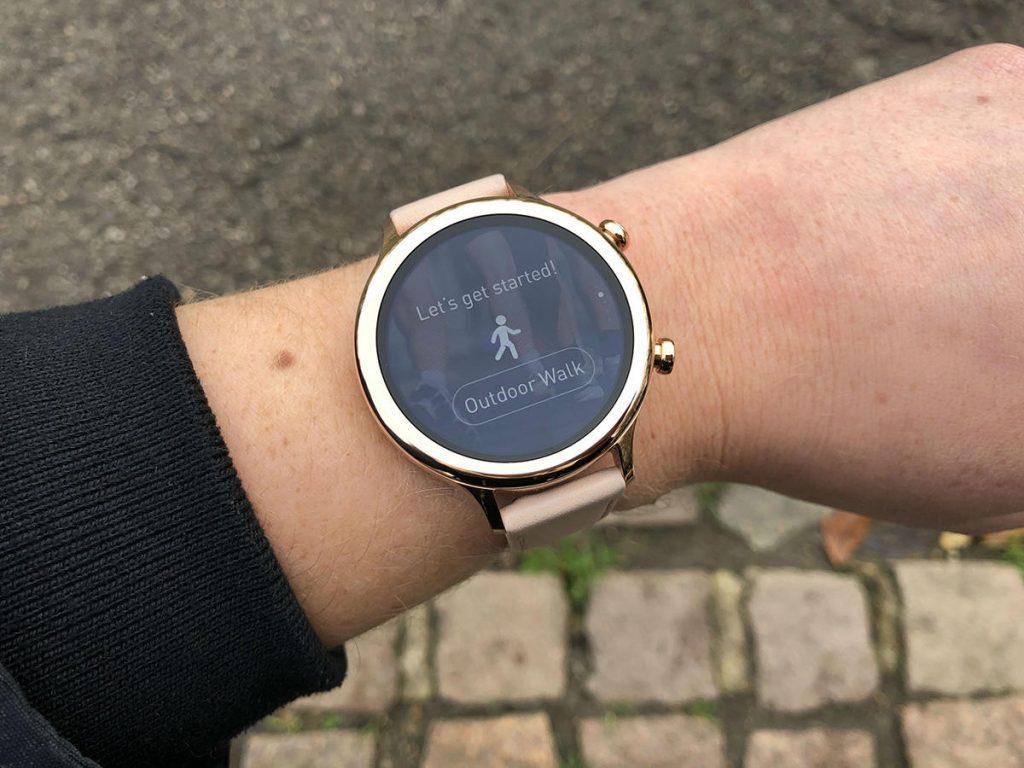 معرفی ساعت هوشمند تیکواچ Ticwatch C2