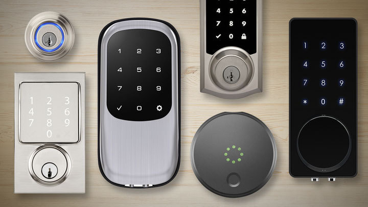 آرامش خاطر با قفلهای هوشمند