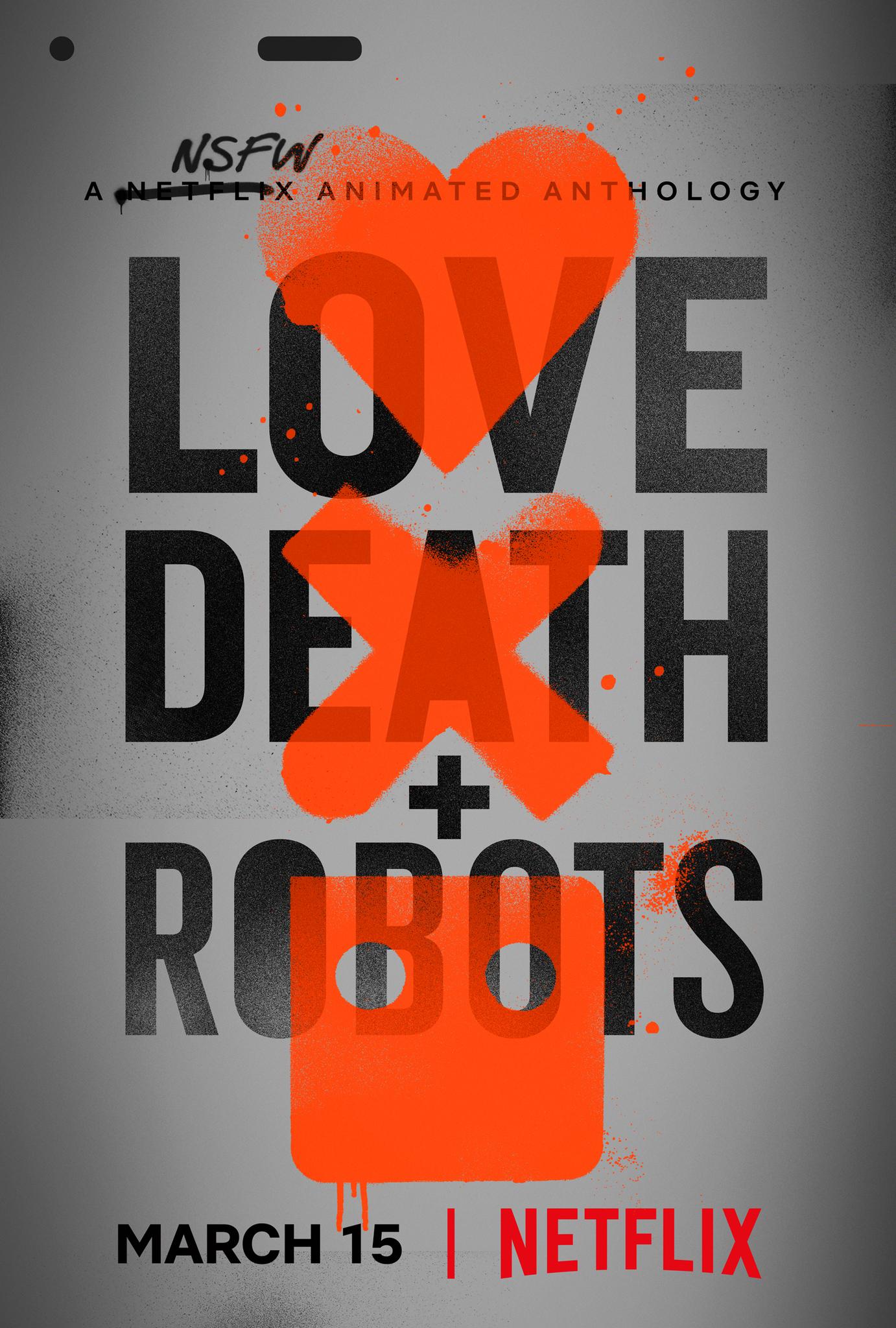 درباره سریال love death and robots