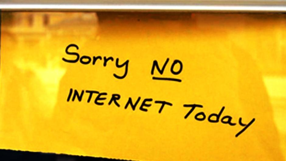 تجربه 2 روز زندگی بدون اینترنت