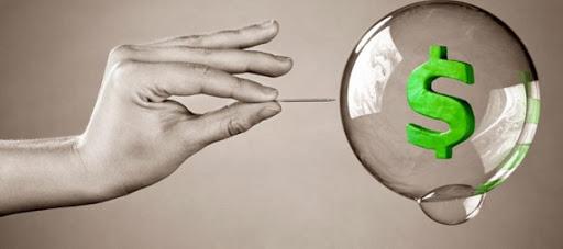 حباب اقتصادی چیست؟