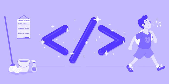 کد نویسی تمیز در برنامه نویسی با جاب تیم
