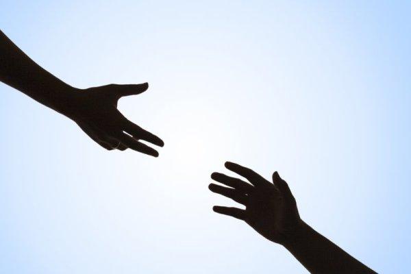 کمک کردن به همنوع
