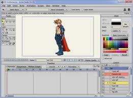 ساخت انیمیشن جذاب و حرفه ای
