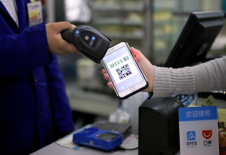 اپلیکیشنهای پرداخت موبایلی در چین
