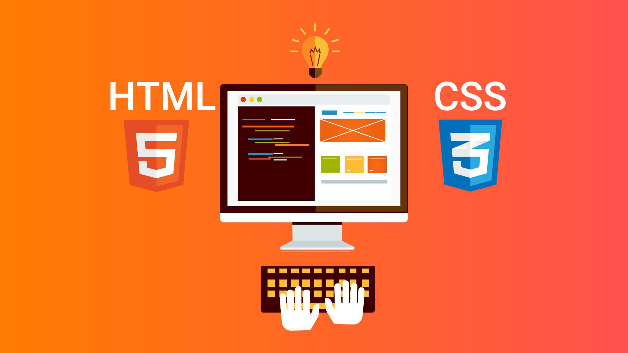 تعریف ساده html 5  و css 3