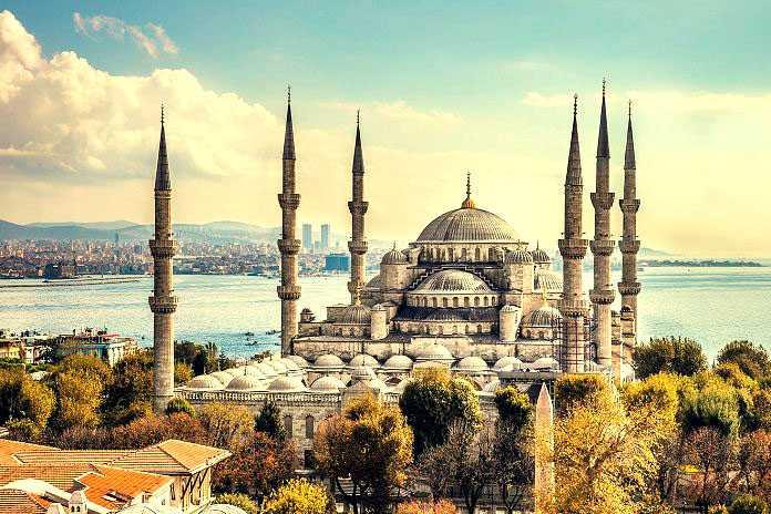 مهم ترین و زیبا ترین شهر های ترکیه برای مسافرت