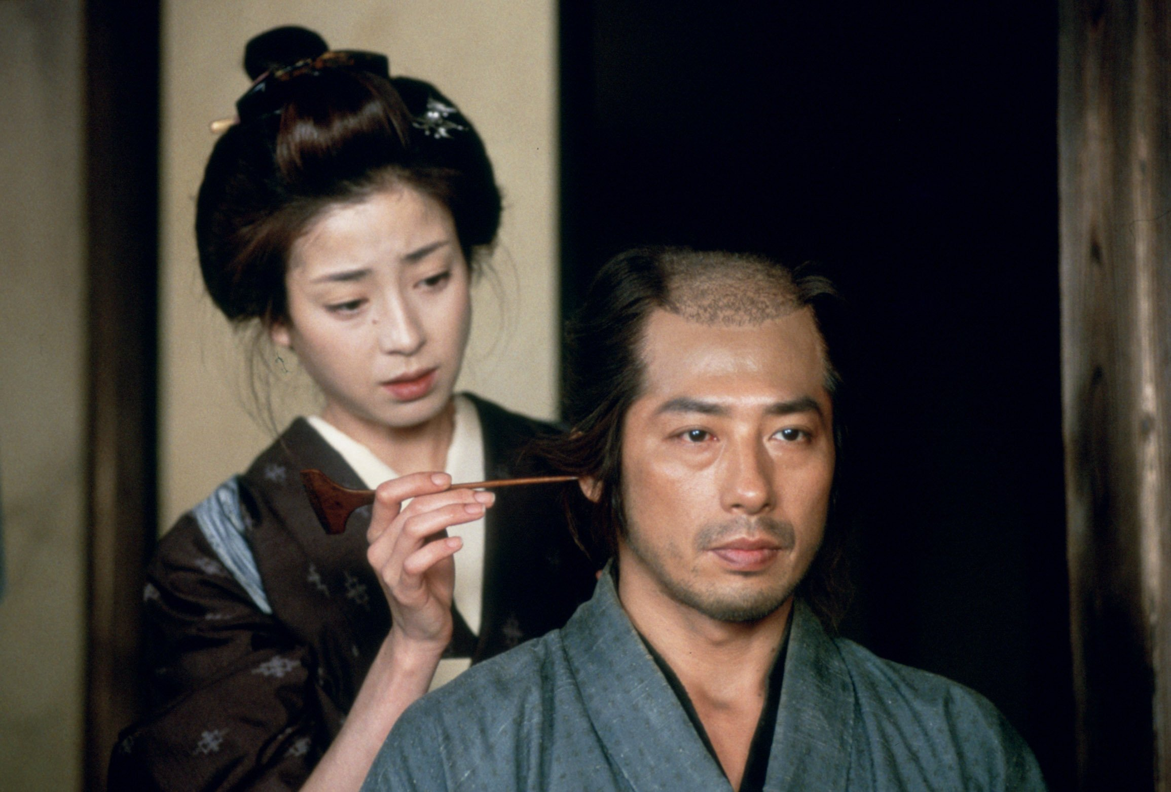 سامورایی گرگ و میش