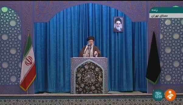 سخنرانی رهبر انقلاب در نمازجمعه ۲۷ دی ۹۸
