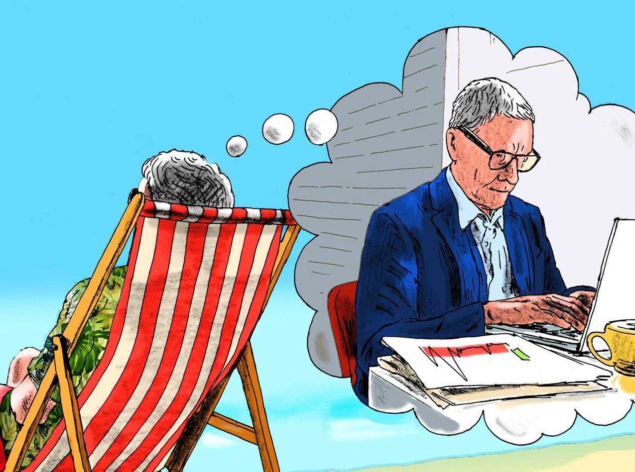 چه سنی برای بازنشستگی ایدهآل است؟ از نظر متخصصان عصبشناسی، هیچوقت!