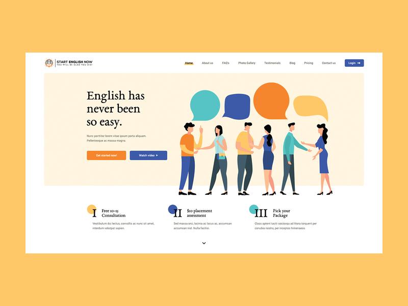 کلاسی با نام زبانهای خارجه