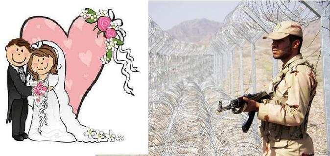 سربازی یا ازدواج