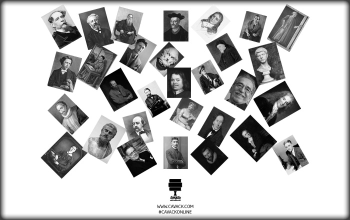 ۳۰ نفر از بهترین نویسندگان تاریخ