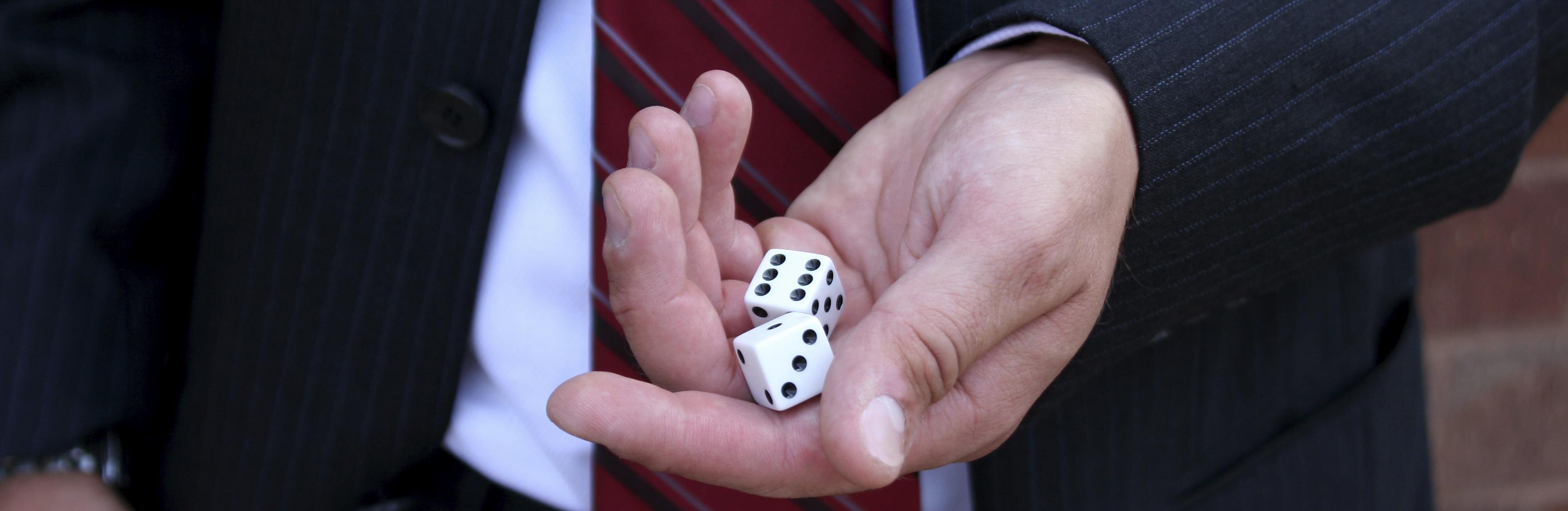 کسب و کار فعالیتی توأم با ریسک