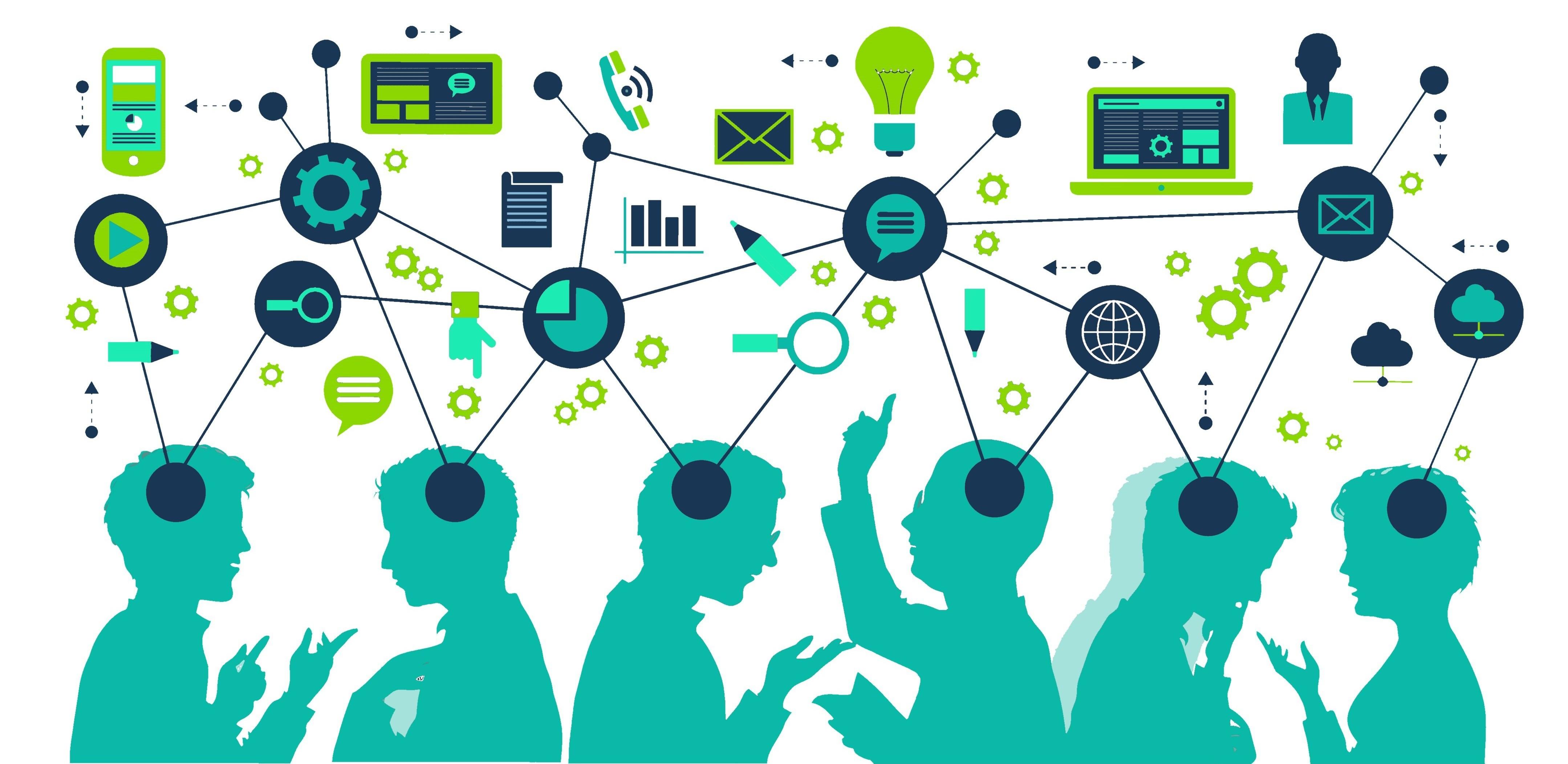 ارزیابی میزان مشتری مداری واحد های مختلف شرکت (ارتباط بازاریابی داخلی و مشتری مداری سازمان)