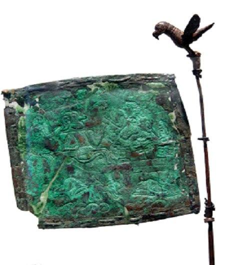 درفش شهداد؛ کهنترین پرچم جهان و تمدن خبیص