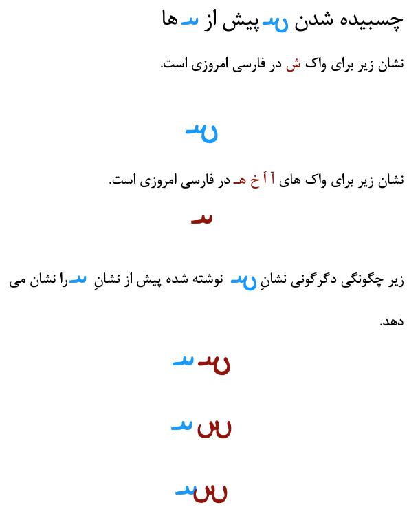 دبیره های ایرانی - هام دبیره - بخش هفتم