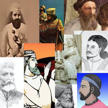 دانشمندان ایرانی پیش از اسلام