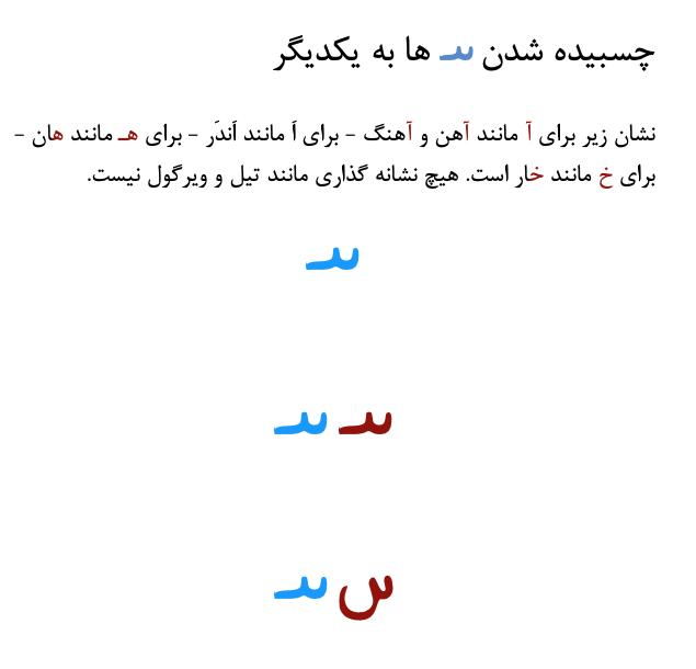 دبیره های ایرانی - هام دبیره - بخش  سوم